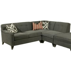 Jonathan Louis Astor Sectional Sofa
