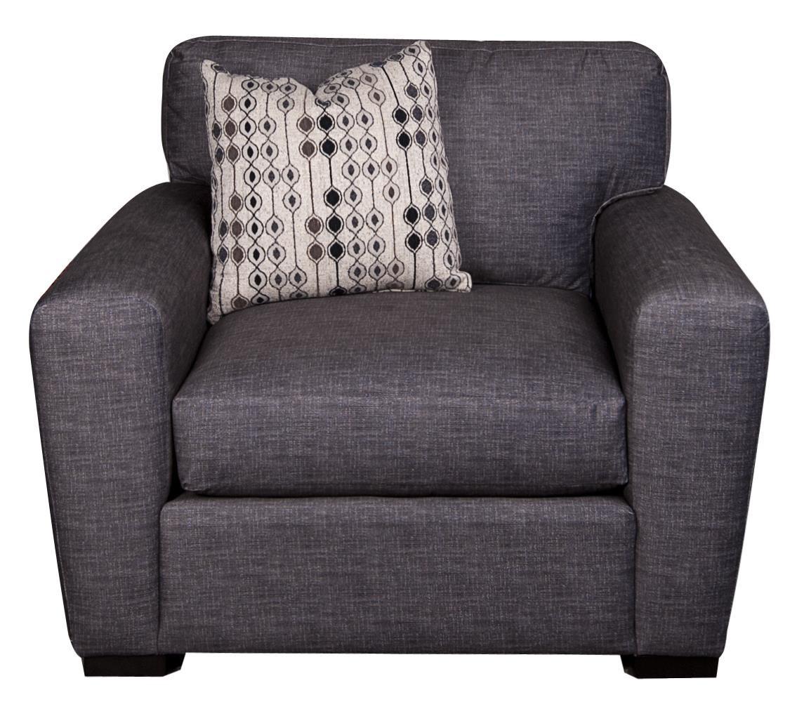 Morris Home Furnishings Beckham Beckham Chair - Item Number: 452108288