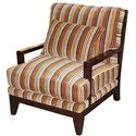 Jonathan Louis Bono Wood Accent Chair - Item Number: 03957