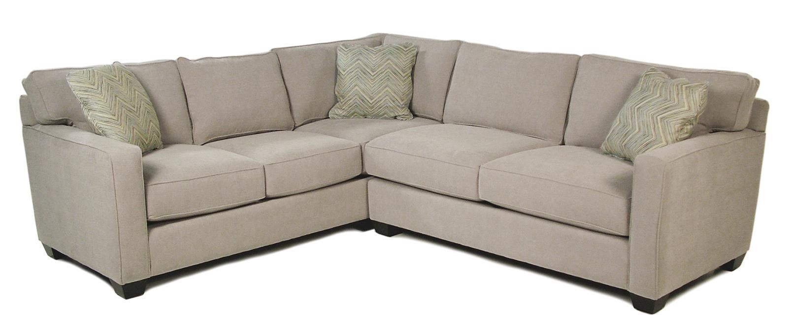 Jonathan Louis Heavenly 2 Piece Stationary Sectional   Item Number:  176632L+626R