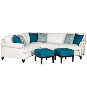Jonathan Louis Caitlyn Sectional Sofa