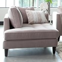 Jonathan Louis Calista LAF Chaise - Item Number: 010-29L TAUPE