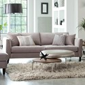 Jonathan Louis Calista Estate Sofa - Item Number: 010-70 TAUPE