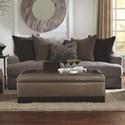 Jonathan Louis Carlin Sofa - Item Number: 34630-Bella Granite