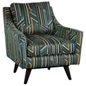 Jonathan Louis Carrie Swivel Chair - Item Number: 11516-Analogue Balsam