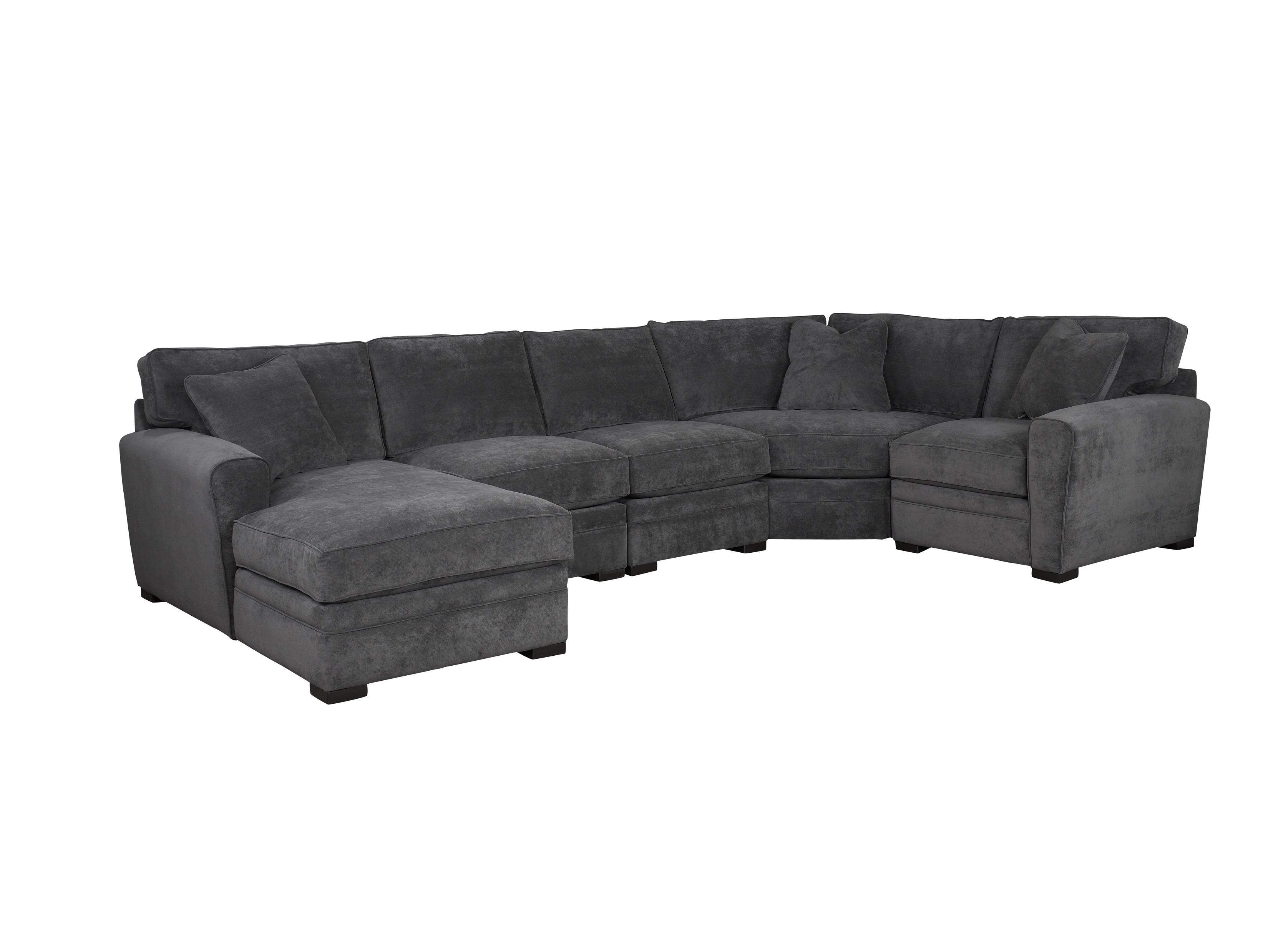 Jonathan Louis Choices Artemis Four Piece Sectional With