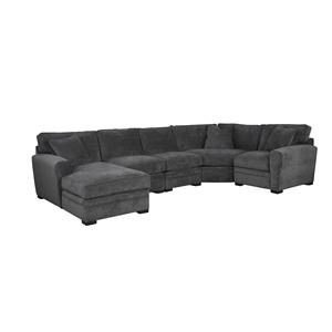 Jonathan Louis Choices Artemis 4 Piece Sectional With