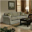 Jonathan Louis Choices - Athena Stationary Sofa - Item Number: 406-30