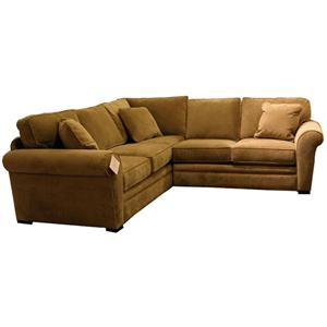 Jonathan Louis Choices - Orion Sectional Sofa