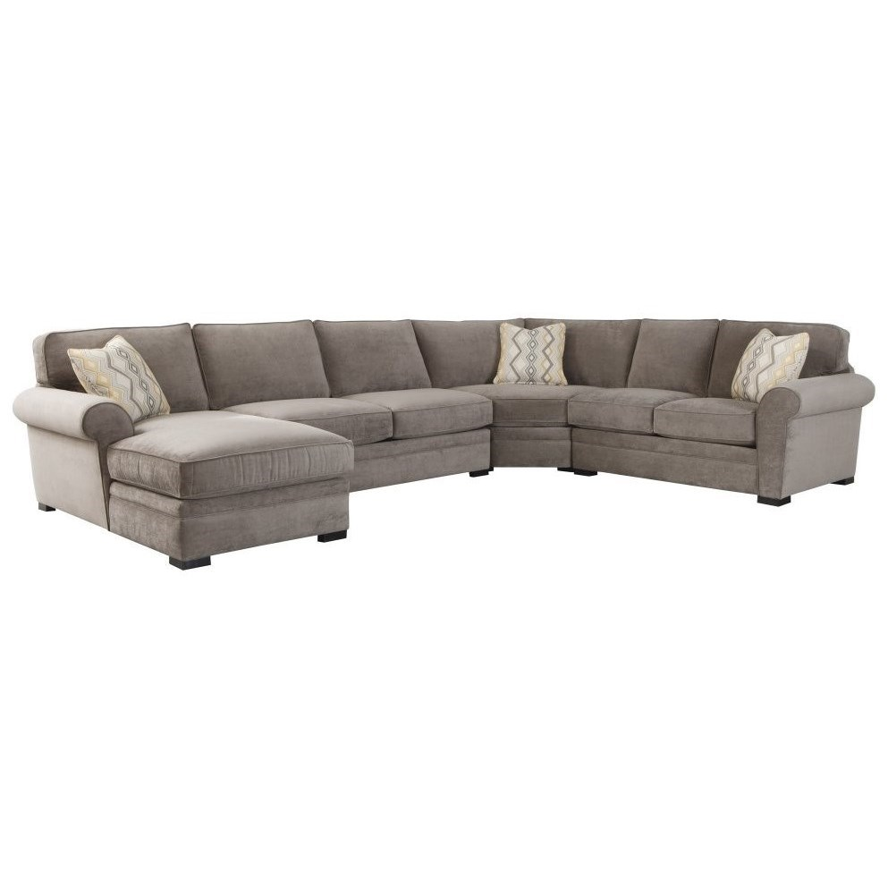 Jonathan Louis Choices Orion Casual 6 Seat Sectional