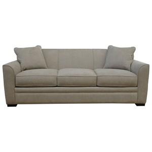 Queen Inflatable Sofa Sleeper