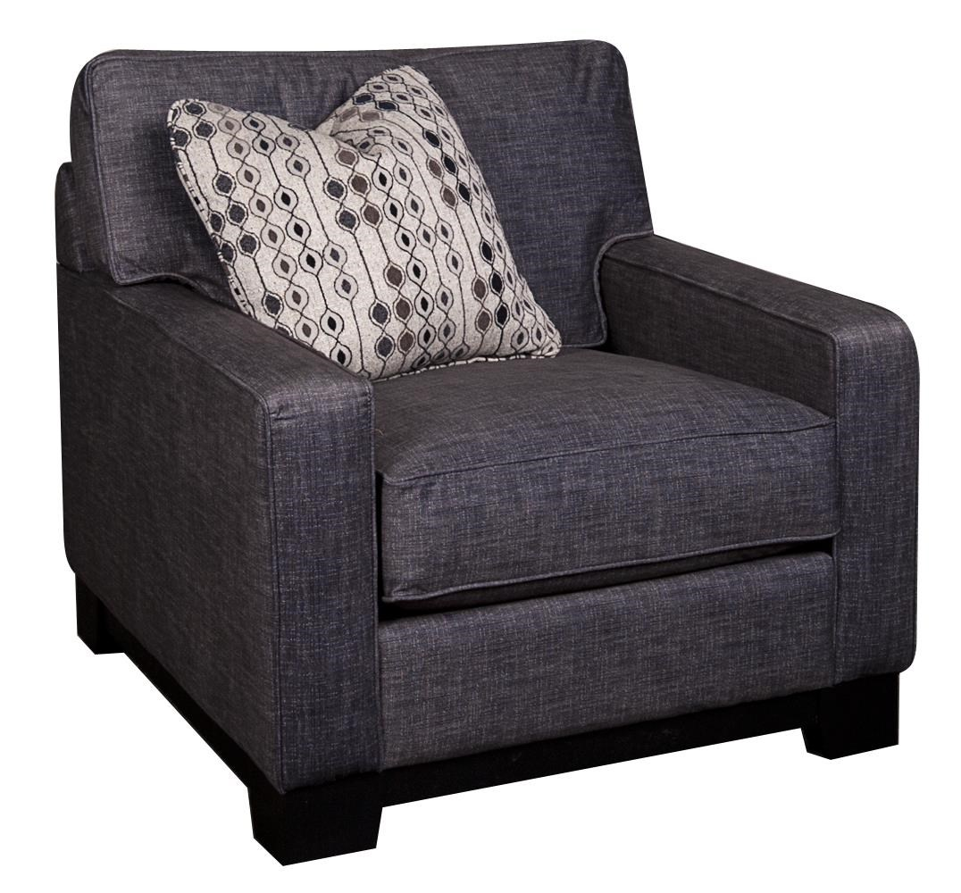 Morris Home Furnishings Eddie Eddie Chair - Item Number: 893520305
