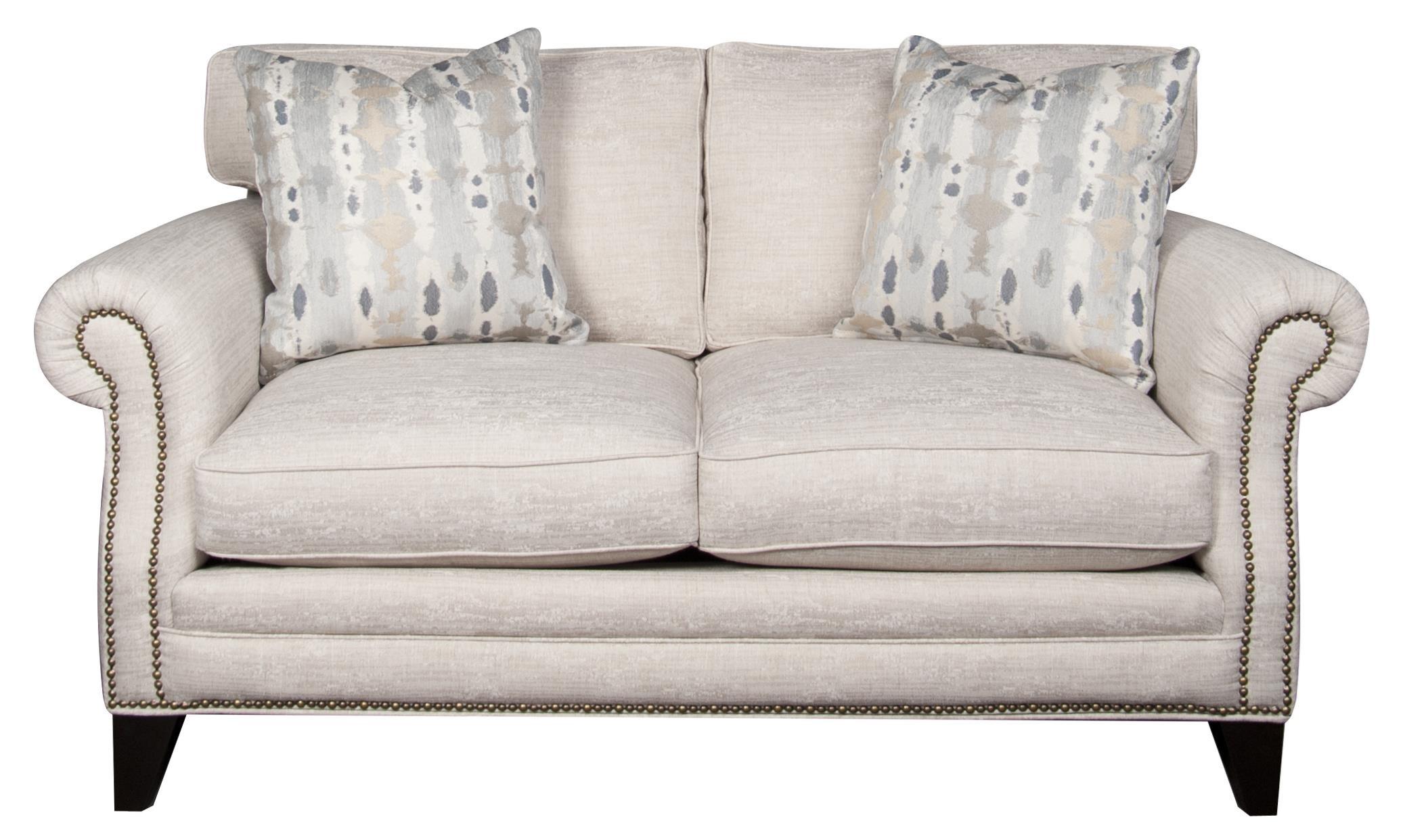 Morris Home Furnishings Helen - Helen Loveseat - Item Number: 203226697