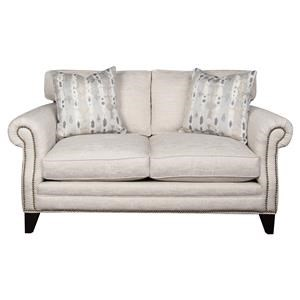 Morris Home Furnishings Helen - Helen Loveseat