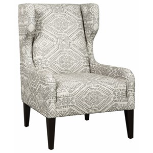 Wing Accent Chair