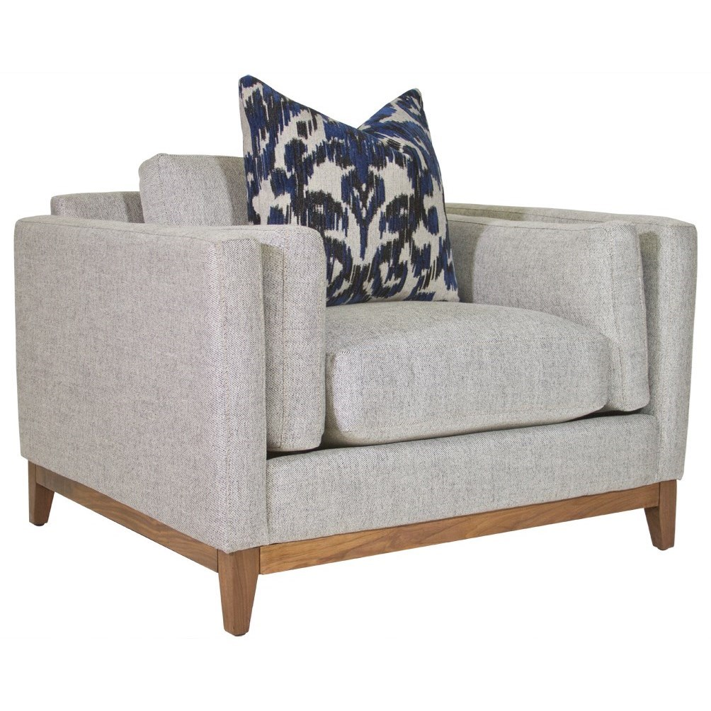 Jonathan Louis Kelsey Accent Chair: Jonathan Louis Kelsey Chair