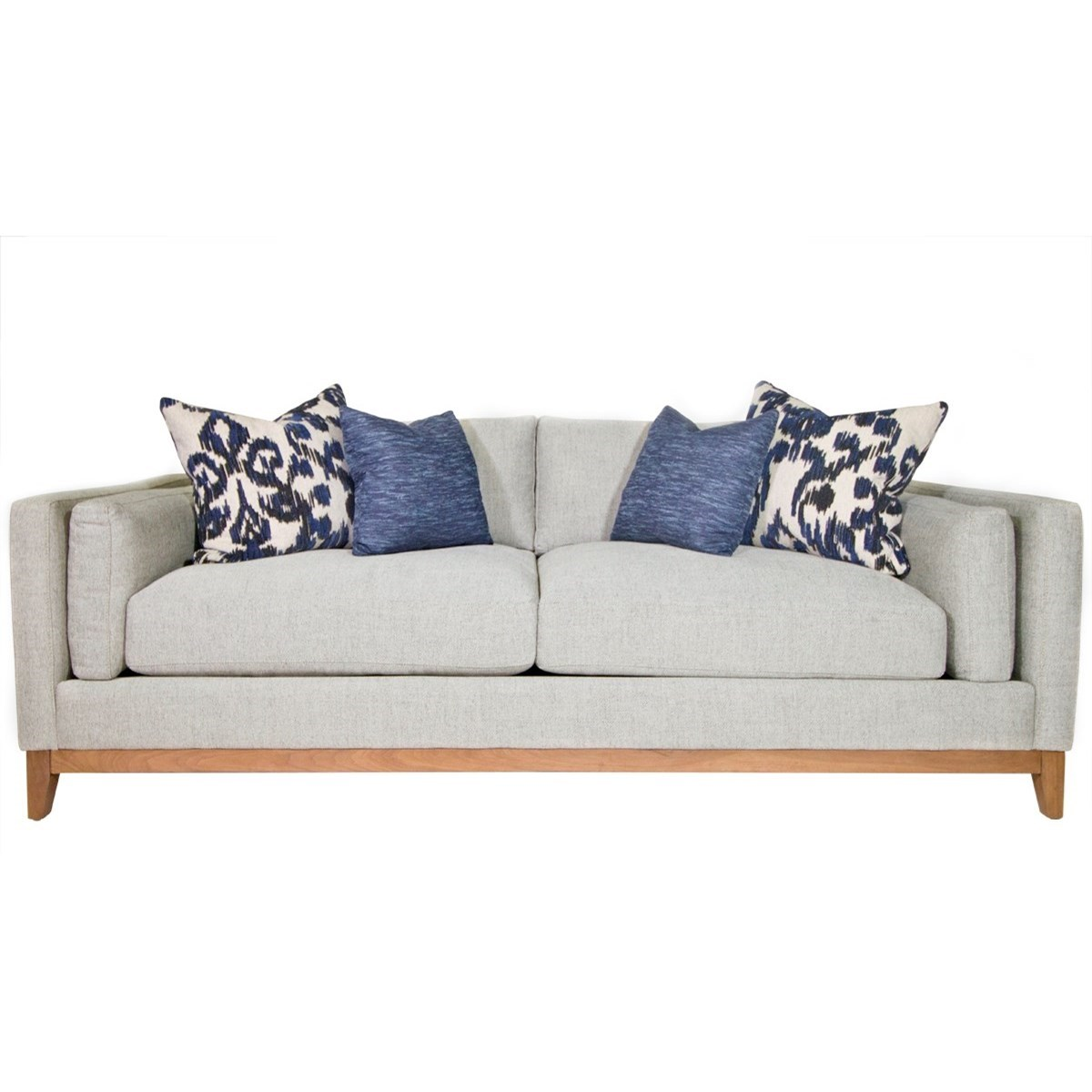 Jonathan Louis Kelsey Sofa - Item Number: 34770-Deauville Stone