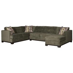 Jonathan Louis Landon Sectional Sofa