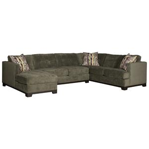 Jonathan Louis Landon Sectional Sofa  sc 1 st  Fashion Furniture : jonathan louis sectional choices - Sectionals, Sofas & Couches