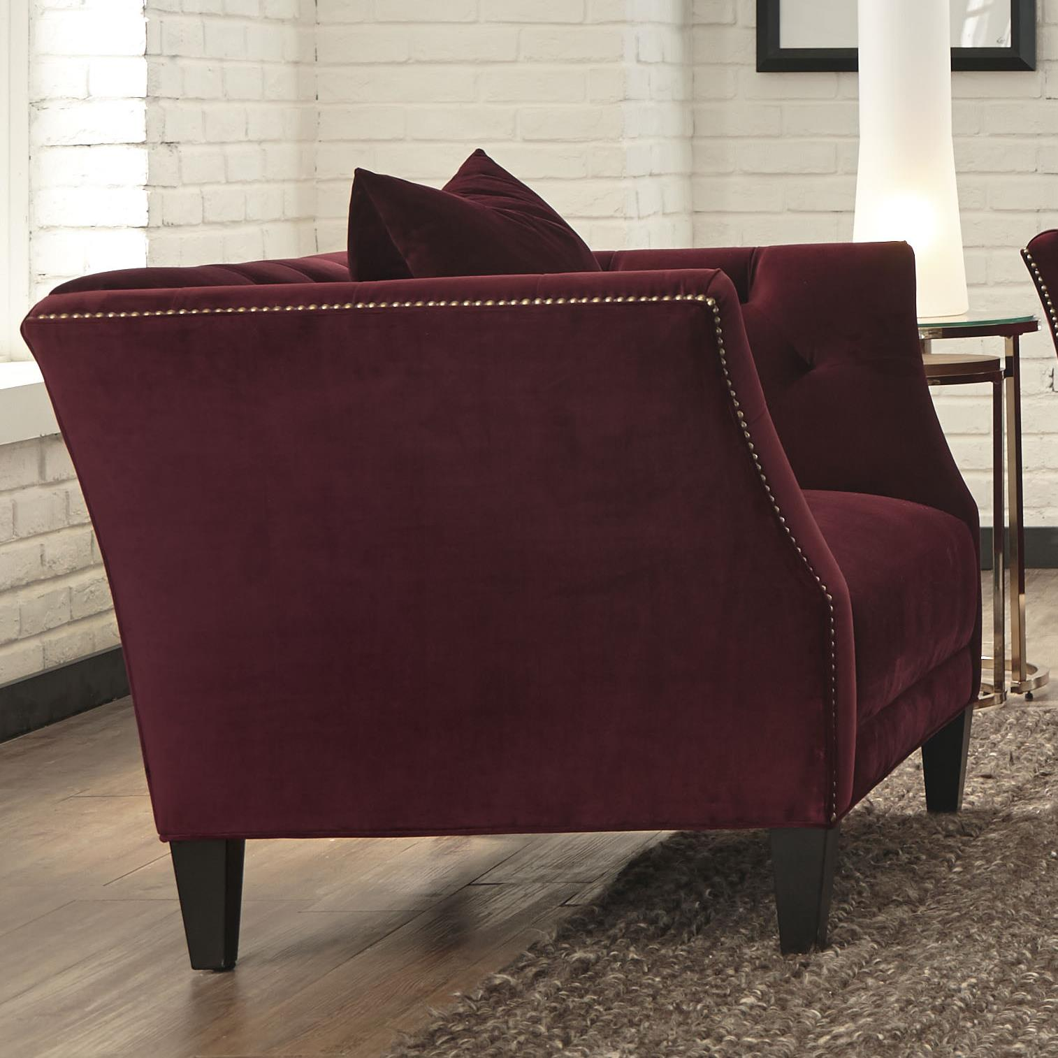 Layla Arm Chair by Jonathan Louis at Stoney Creek Furniture