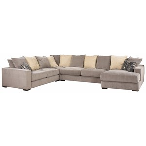 Jonathan Louis Lombardy Sectional Sofa