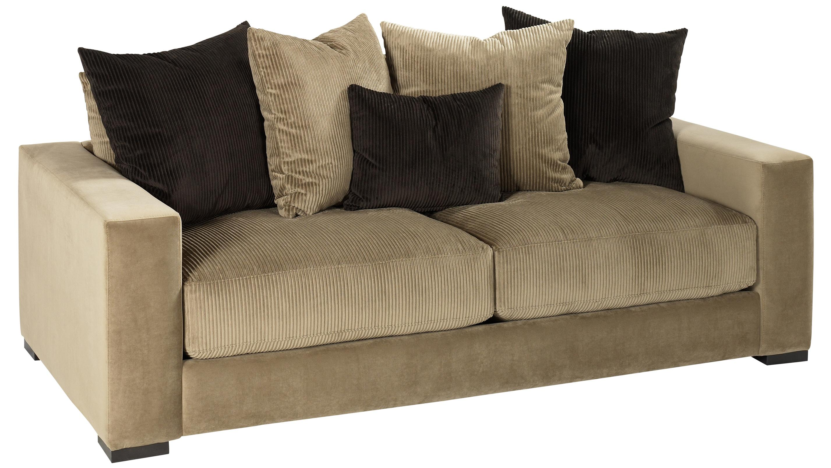 Jonathan Louis Lombardy Contemporary Sofa With Track Arms