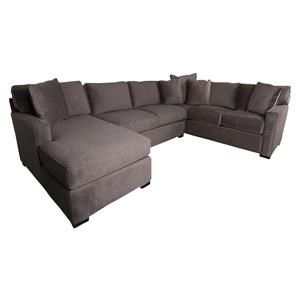 Santa Monica McKinley Mckinley Sectional Sofa