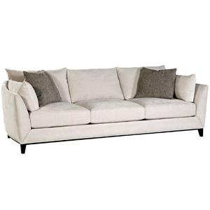 Jonathan Louis Metro Estate Contemporary Estate Sofa With Tapered Feet |  Miskelly Furniture | Sofa