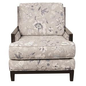 Santa Monica Parrish Parrish Accent Chair