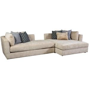 Jonathan Louis Romy Sectional Sofa