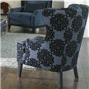 Morris Home Furnishings Rossdale Rossdale Wing Chair - Item Number: 057-68