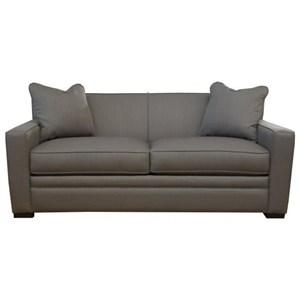 Full Inflatable Innerspring Sleeper Sofa