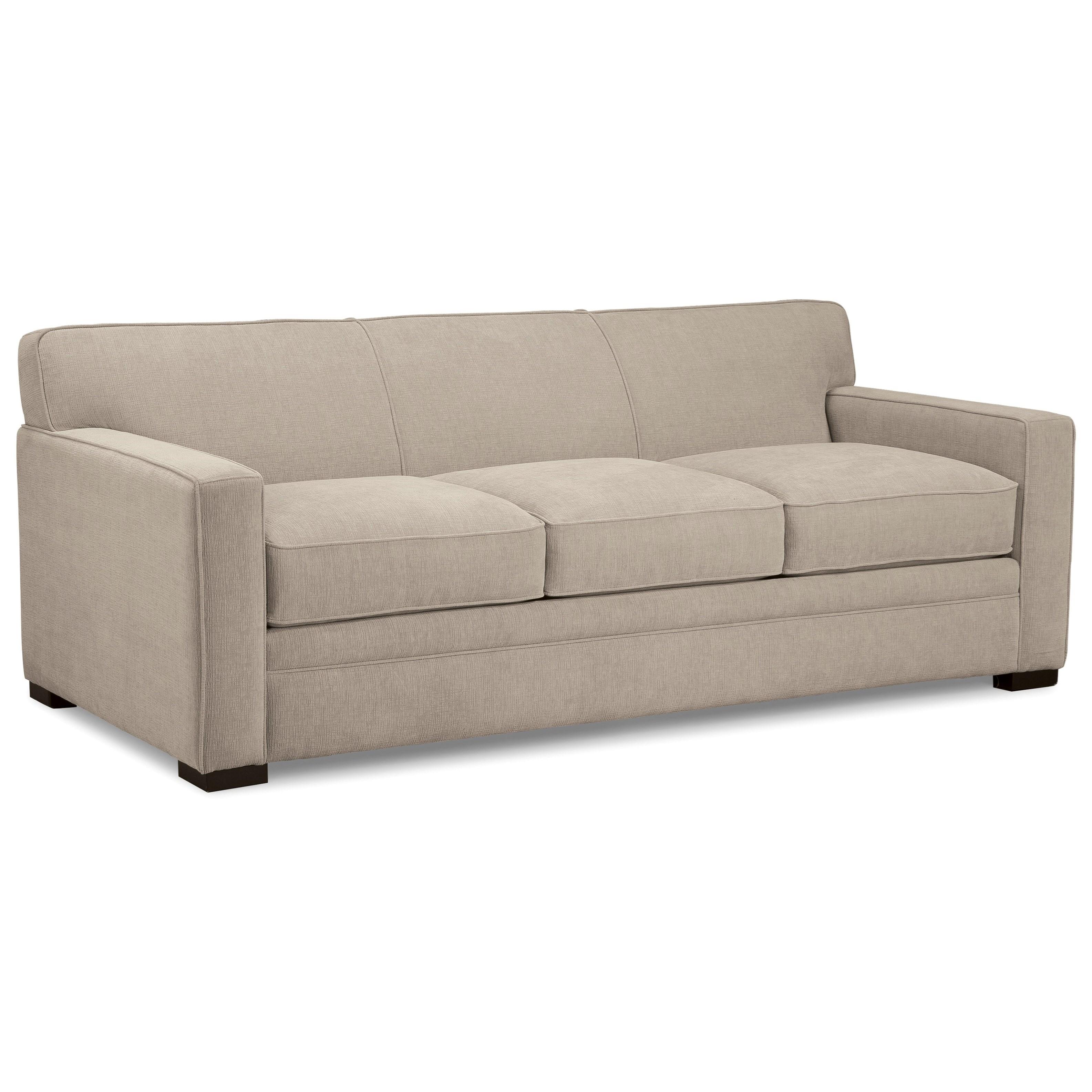 Jonathan Louis Sleepy Casual Queen Sleeper Sofa with Track Arms