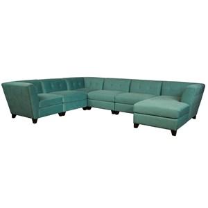 Jonathan Louis Tate Sectional Sofa