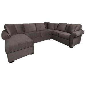 Santa Monica Tatum Tatum Sectional Sofa