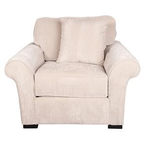 Santa Monica Tatum Tatum Arm Chair