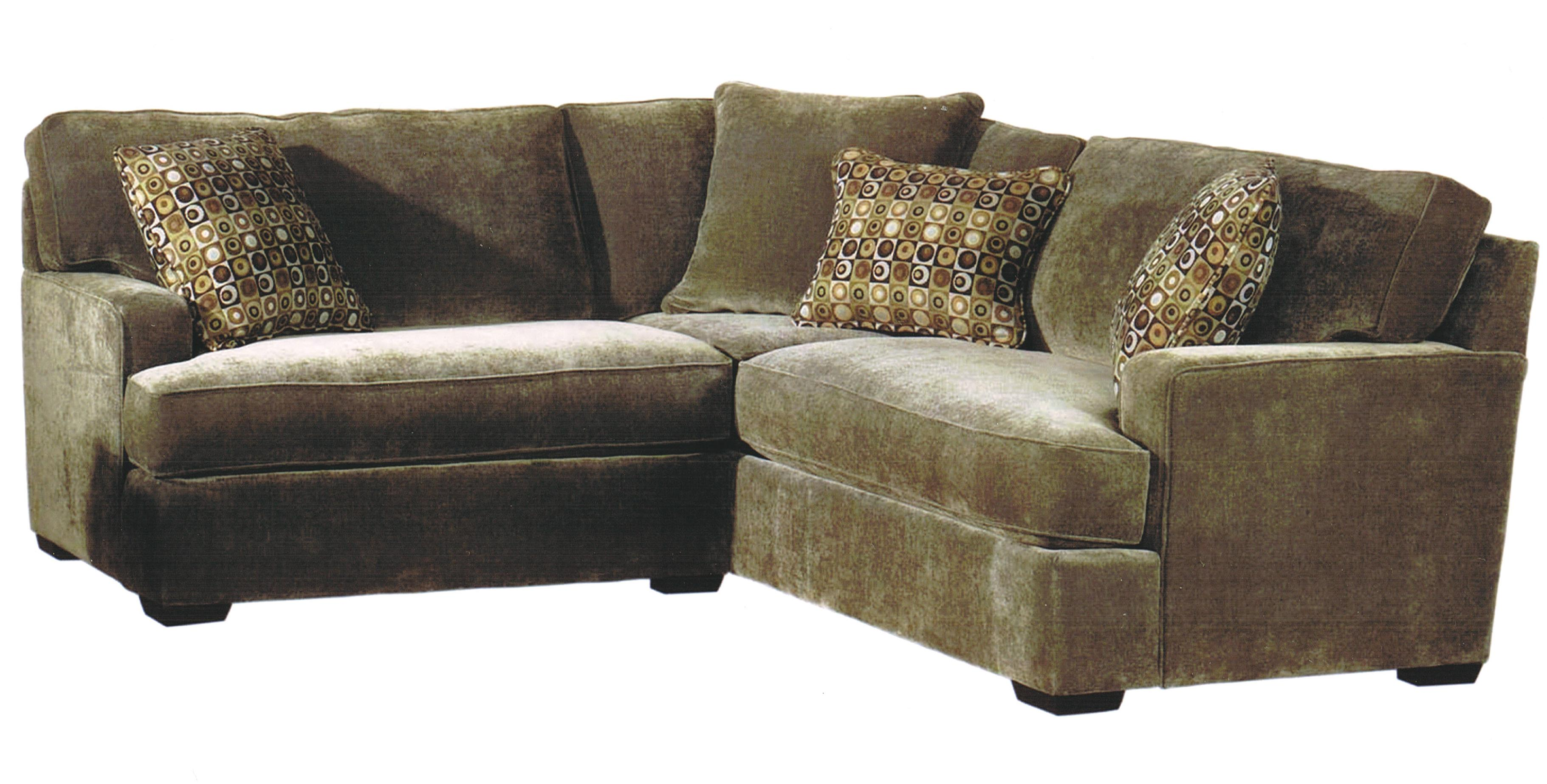 Jonathan Louis Tyler Contemporary 2 Piece Sectional Conlin 39 S Furniture Sectional Sofas