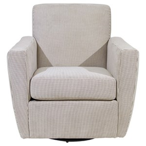 Living Room Jonathan Louis Vancouver Contemporary Swivel Chair