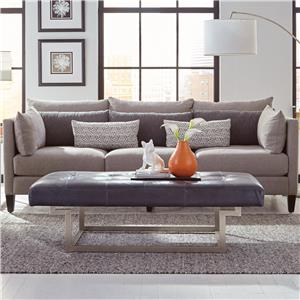 Incroyable Jonathan Louis Windsor Transitional Sofa