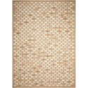 Joseph Abboud by Nourison  Chicago 8' x 11' Rug - Item Number: CHI03 BGE 8X11