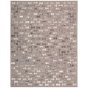 """Joseph Abboud by Nourison  Chicago 3'6"""" x 5'6"""" Rug - Item Number: CHI13 GRY 36X56"""