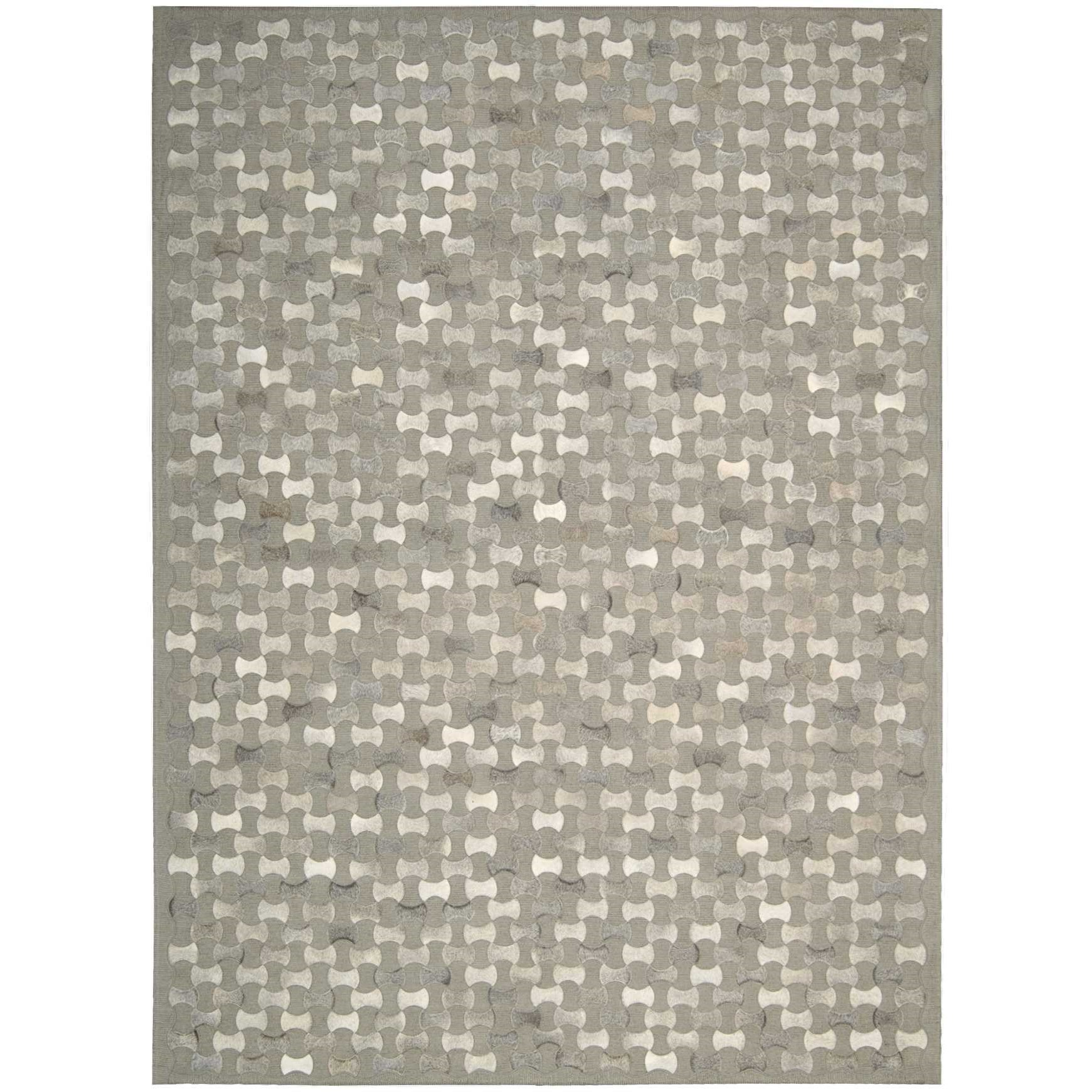 Chicago 8' x 11' Rug by Joseph Abboud by Nourison at Home Collections Furniture