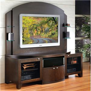 Jsp bolero entertainment flat screen wall unit for M furniture collin creek mall
