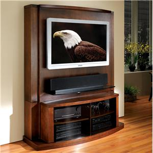 Jsp Tango Flat Screen Entertainment Wall Unit