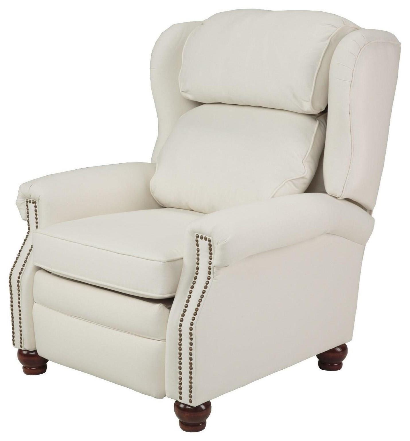 Justice Furniture Bedding Bradley Wingback Recliner Crowley Furniture Mattress Recliners