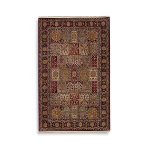 Karastan Rugs Antique Legends Bakhtiyari Rectangle Area Rug 8.8x10