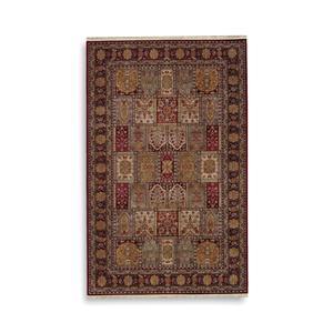 Karastan Rugs Antique Legends Bakhtiyari Rectangle Area Rug 8.8x10