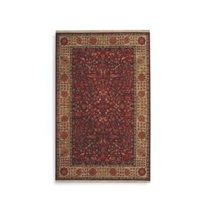 Karastan Rugs Antique Legends Emporer's Hunt Rectangle Area Rug 5.9x9