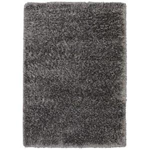 Karastan Rugs After 5 Shag 4'x5'7 Charcoal Rug