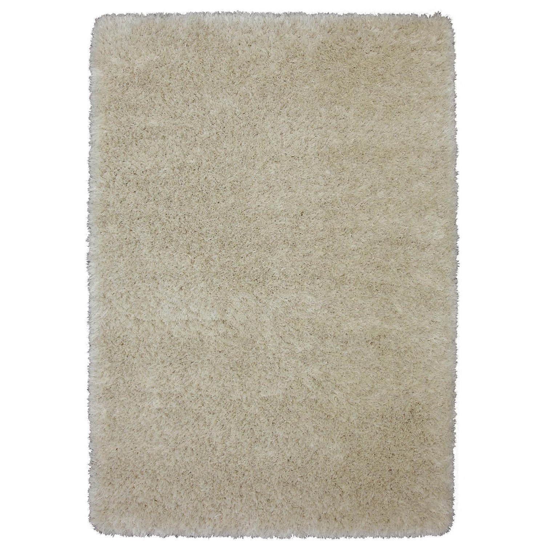 Karastan Rugs After 5 Shag 4'x5'7 Ivory Rug - Item Number: RG115 047 048067